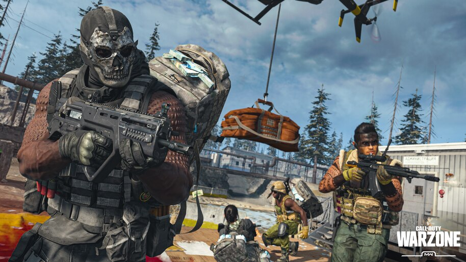 Call of Duty: Warzone exceeds 50 million players